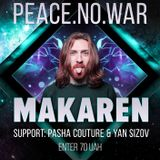 Pasha Couture - Live @ Peace.No.War (29.08.15)