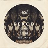 REKOD #10 - Archie (Scrubs!/Tantra/DTW, Bali) - Hosted By William J