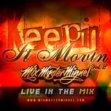 Mix Master Miguel - Keeping it Movin V.2 (2012)