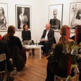 Dawn Woolley: 'Consumer' Project Launch & Discussion with Paul Cabuts