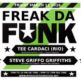 Freak Da Funk Guest Mix March 2016 - MyHouseYourHouse Radio
