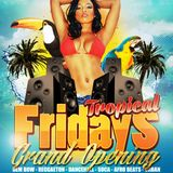 The official Tropical Fridays mixtape mixed by DJ Fourty-Five