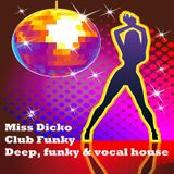Club Funky - Deep, funky, vocal house