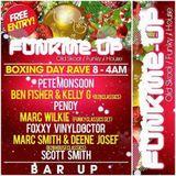Dj Vinyldoctor - Funkme-up Boxing Day 2015