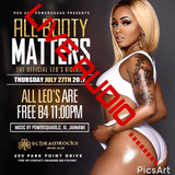 All Booty Matters The Offical leos Kick off 'DJJK B DAY BASH_ LIVE AUDIO