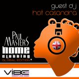 Paul Masters - HOME CLUBBING Global Edition Vol. 2 | HOT CASANDRA