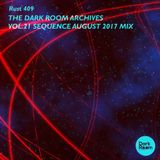 THE DARK ROOM ARCHIVES VOL.21 - RUST 409 - SEQUENCE MIX