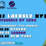 DJ Lacoste NYC - Lightwave Radio Greece 03-07-2013