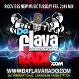 NEW MUSIC TUESDAYS FEBRUARY 2019 DANCEHALL MIX