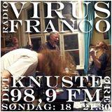 VIRUS RADIO, RADIO FRANCO & DET KNUSTE ØRE 24032013