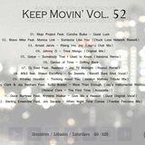 Angel Monroy Presents Keep Movin' 52