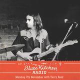 THE BLUES KITCHEN RADIO: 07 NOVEMBER 2016 with TERRY REID