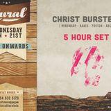 Christ Burstein - Live 5 hs set - Katzensuppe - Goa - India - 21.01.2015 (part 1)