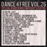 DANCE 4 FREE VOL.26