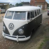memories of a trip with the aircooled vw bus