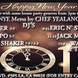 eric.N.stereo of THE FUNK INN (Recorded Live NYE 2014 @ The Soul Hollywood Loft)