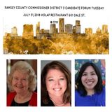 7.31.18 Ramsey County Commissioner: District 3 Candidate Forum
