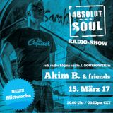 Absolut Soul Show /// 15.03.17 on SOULPOWERfm