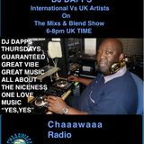 Come and join me TONIGHT!!! for my International Artist Vs UK Artist, At 18pm - 22pm 07/12/2017.