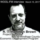 R. T. Hamilton Brown interview