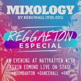 Mixology by Bergwall (Vol 021) - Reggaeton / Moombahton / Dancehall / R&B