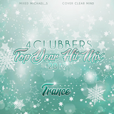 4Clubbers Top Year Hit Mix - Trance CD2 (2017)