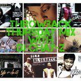 Throwback Thursday mix 15-1-15