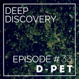 Deep Discovery Podcast: Episode 33 - July 2019
