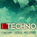 Les Psss - This is Techno! .01 @ Mansarda 14.12.2012