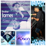 Brother James - Soul Fusion House Sessions Episode 013