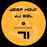 Deep hour - DJ Sal vol.71