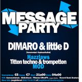 db MOD @ Message Party 2013