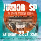 Junior SP. - Freestyle Set Recording - Live at Superfly, Athens