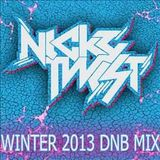 Nicky Twist- Winter DNB Mix