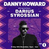 Danny Howard & deadmau5 - BBC Radio 1 (16.11.2018)
