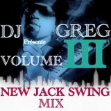 NEW JACK SWING MIX.Volume.3