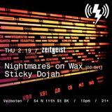 Sticky Dojah live at Verboten NYC