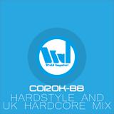 野外DJイベント Vivid Impulse! 再現MIX (Hardstyle and UK Hardcore)