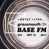 Freshly Cut on BASE FM / 055 + motat + CYKA, Loud Pack Special