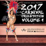 DJ Hazzard Music Presents 2017 Carnival Orientation Vol. 1