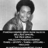 Funky16Corners Radio Show 08/12/19