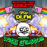 Krikett - With GUSTO!!! / for Di.fm - psytrance