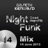 GHFM Night Funk Live 14 June 2013 Podcast no.4