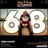 Sebb Junior @ Beachgrooves Radio 12.02.18