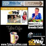 Radio boomers live 05-14-2018 Feat. Brenda Cobb founder LivingFoodsInstitute.com