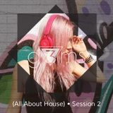 g3ms - All About House - Live at Timo's House - Nov '16