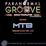 PARANORMAL GROOVE ENATION.FM SUNDAY NIGHT FEBRUARY 19, 2017 PART 2 of 2-THE SPARROW MIXX