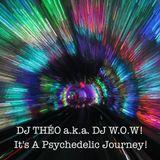 DJ THÉO a.k.a. DJ W.O.W! - It's A Psychedelic Journey! (Prog to Psy)