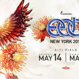 TJR - Live at Electric Daisy Carnival New York 2016