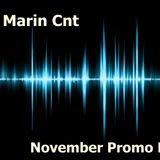 Marin Cnt - November Promo Mix